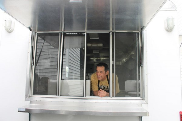 Manuel Pena is bringing Taco Trio from South Portland to Portland and beyond this summer in a new food trailer.