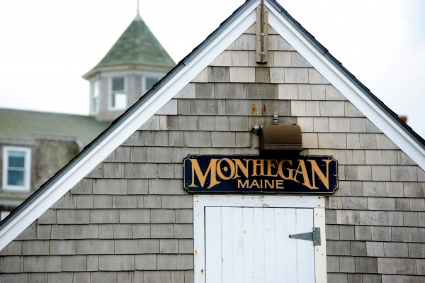 Monhegan, a 700-acre island, is home to about 69 year-round residents and approximately 250 during summer months.