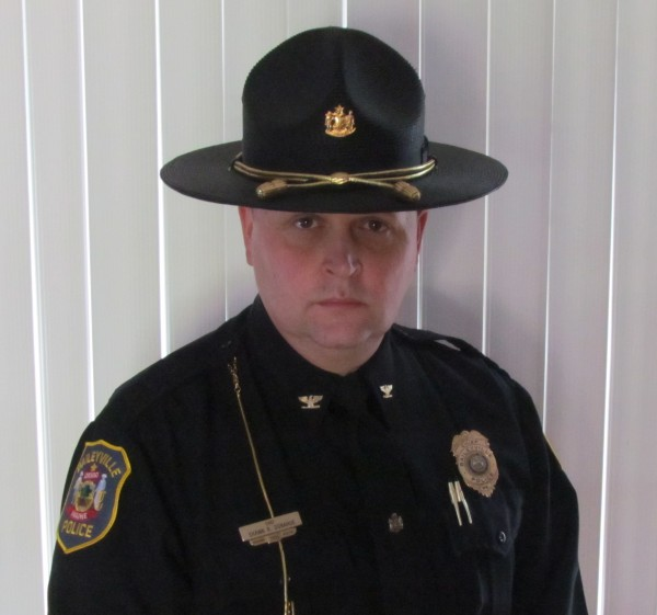 Washington County Sheriff''s Office Chief Deputy Shawn Donahue
