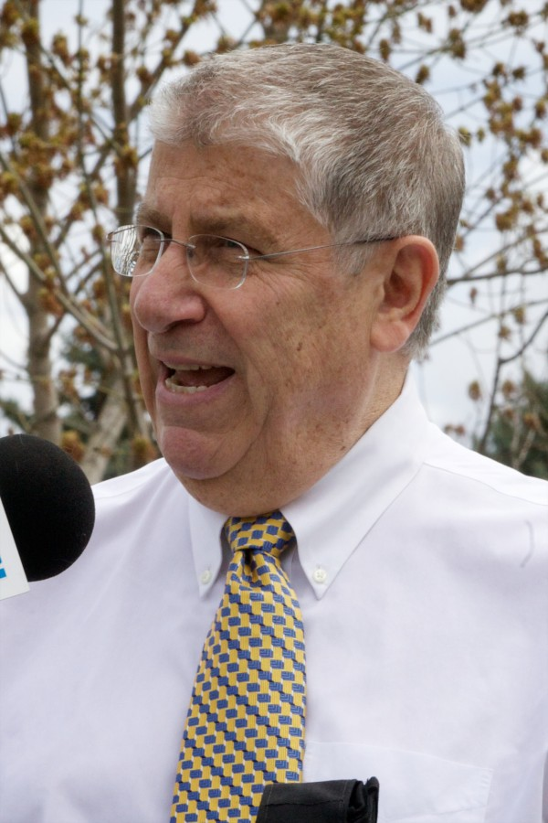 Maine gubernatorial candidate Eliot Cutler