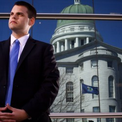Assistant House Republican leader resigns from seat after taking job with LePage campaign