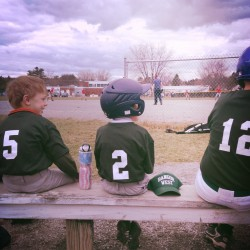 Rite of passage: the last year of Little League