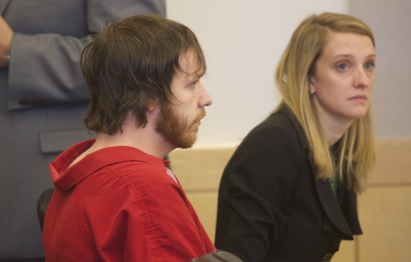 Samuel T. Moore, 25, who appeared in court on Tuesday with attorney Kaylee Folster, pleaded not guilty to one count of depraved indifference murder and one count of manslaughter in connection with injuries suffered by 5-month-old Korbyn Garfield Antworth of Bangor on March 3 that lead to the child's death two days later.