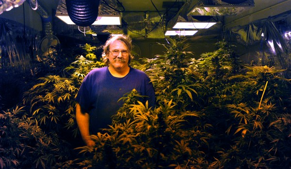Jim Burke of LaGrange and his wife, Sue, run Care by Cannabis. He said he invested about $80,000 of his savings in growing equipment and it took a year or so to grow a proper crop. Jim Burke believes that the state's medical marijuana industry contributes about $5 million to Maine's economy each year.