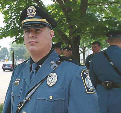 Lt. Anthony Bean Burpee of the Kennebunk Police Department has been named the police chief of Gilford, N.H.