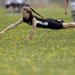 Queen City Ultimate brings competitive Frisbee back to Bangor