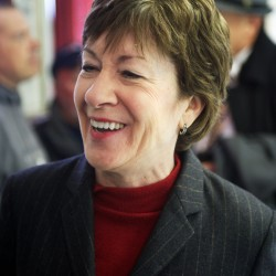 Susan Collins spotlights spuds for federal nutrition program