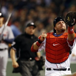 Tigers pound Peavy, beat Red Sox to even ALCS at 2-2