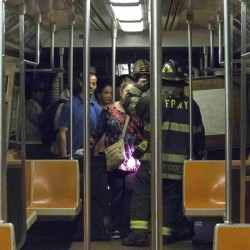 Train derailment in NYC disrupts rush-hour commute