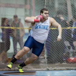 Former track star Rybalko returns to UMaine in coaching role