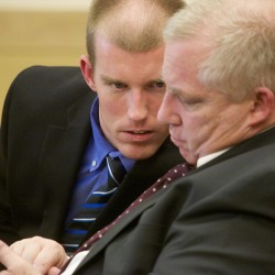 Jurors enter second day of deliberations in Bangor triple murder trial