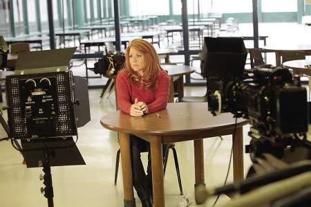 """Psychic Vicki Monroe of Kennebunk uses her skills on a new show, """"&quotCell Block Psychic,&quot"""" to help families of murder victims gain closure."""