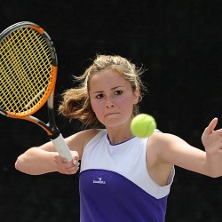 Tennis novices give big lift to Bangor boys team's championship quest