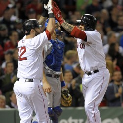 Jose Bautista homers as Blue Jays beat Red Sox 5-1