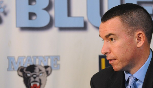 Bob Walsh has been the head coach for men's basketball at the University of Maine for less than three weeks, but he has already hired two assistant coaches and signed two recruits to National Letters of Intent.