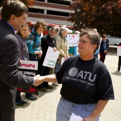 Bangor bus drivers vote to unionize