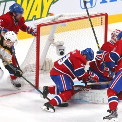 Two quick goals give Bruins 2-1 win over Canadiens