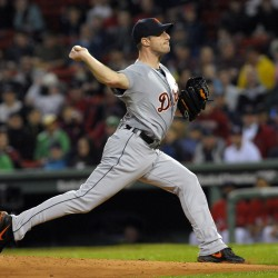 Boston's Lester prevents 20-1 mark for Tigers' Scherzer