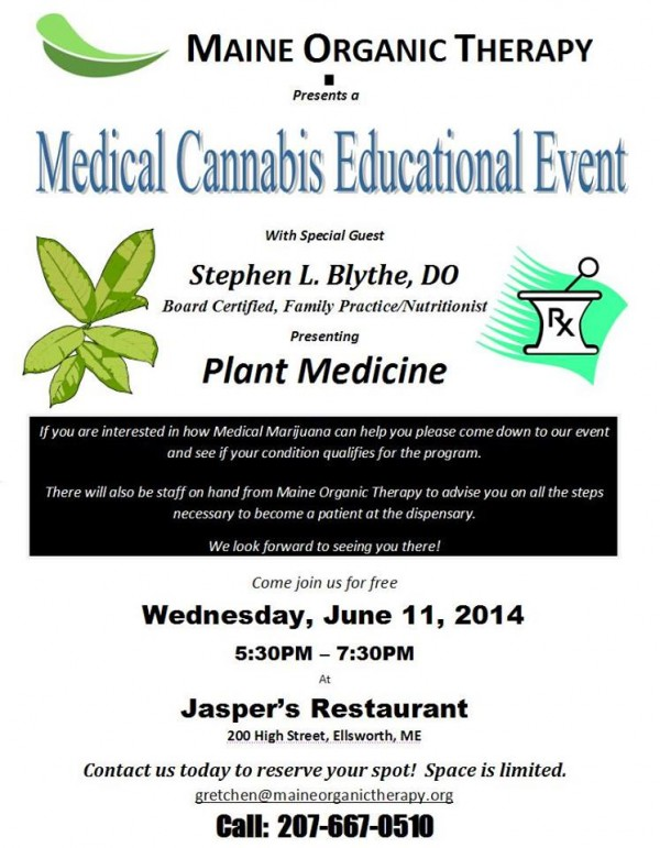 Medical Cannabis Educational Event