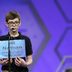 Maine's spelling competitor eliminated from national bee