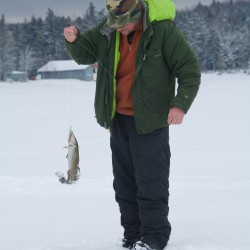 Maine Mini Film Fest: Hardwater at The Grand! A documentary about ice fishing in Maine!