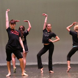 Two TA Spring Dance Show performances will be held at Garland Auditorium on Tuesday, May 20 and Wednesday, May 21 at 7 p.m.