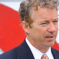 Laughing it up with Rand Paul and the Tea Party