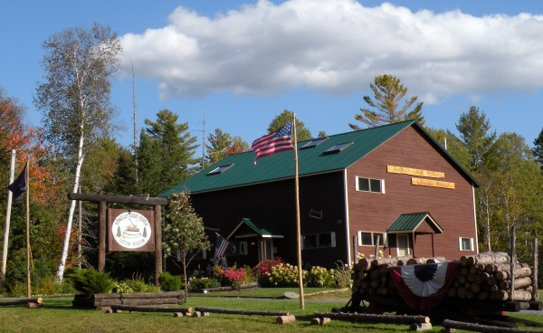 Rangeley Lakes Region Logging Museum awaits your visit to the Trails and Sales Festival, Aug. 23rd from 9-3PM