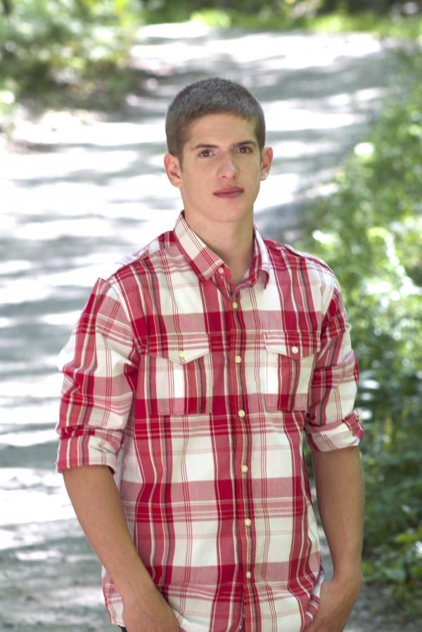 Caleb Linnehan-Valedictorian