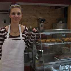 Butterfingers Bakery serves delicious foods in downtown Orono
