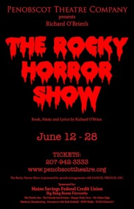 Don't dream it, be it: 'Rocky Horror' closes PTC's 40th season 'with a bang'