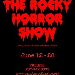 Glittery, raunchy romp tops off theater's 40th season to delight of 'Rocky Horror' fans