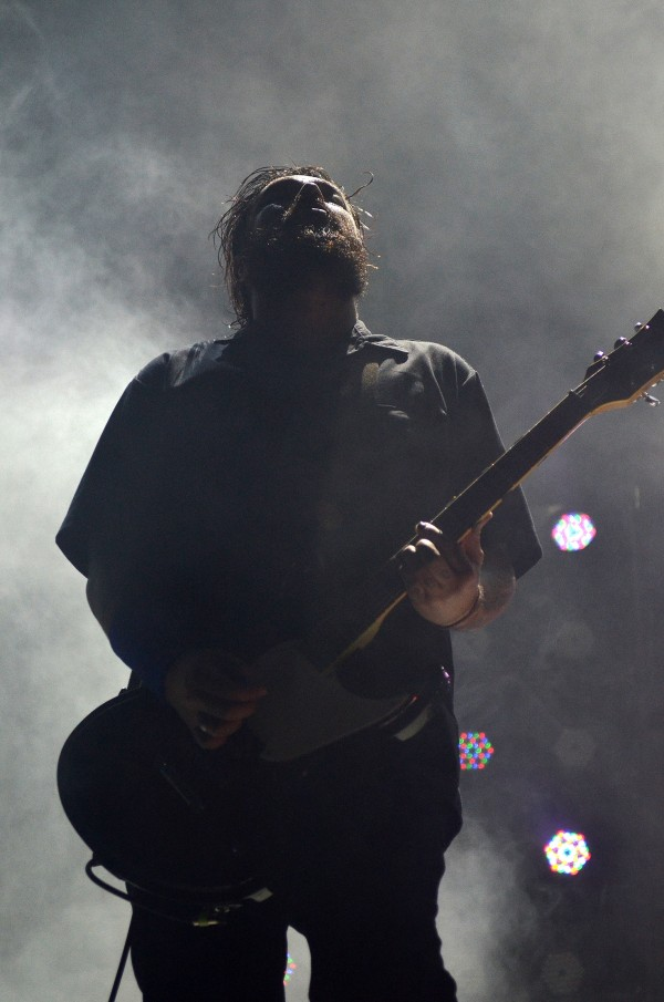 Seether front man Shaun Morgan's song about suicide prevention was the namesake for the Rise Above Fest, which was Saturday in the Waterfront Pavilion in Bangor.