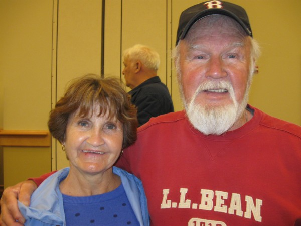 """It's the best thing for seniors. Lots of things we didn't know about.""