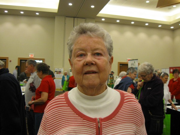"""""""It's comforting to know how many resources are available."""" Jeanette Arseneault, Bangor"""