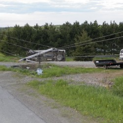 Cumberland man, 66, in rollover accident on Route 11 in Aroostook County