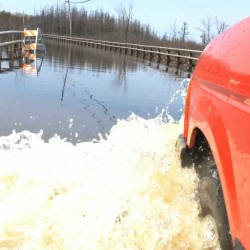 Minnesota company hauls sunken vehicles up from the depths