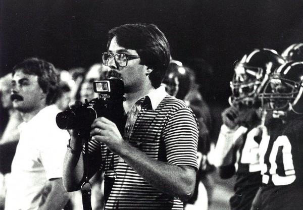 Former BDN photo editor Scott Haskell