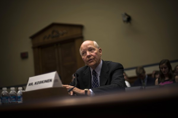 IRS Commissioner John Koskinen isn't the only federal official whose agency can't manage its email.