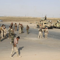 Iraq insurgents take Saddam's home town in lightning advance