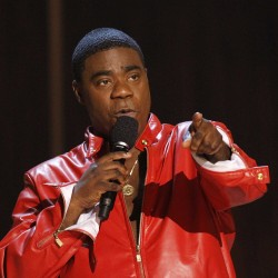 Comedian Tracy Morgan released from rehab after June crash