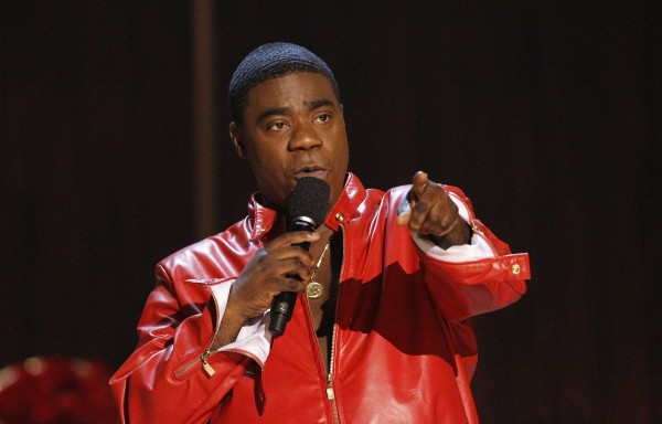 Actor Tracy Morgan, November 2012
