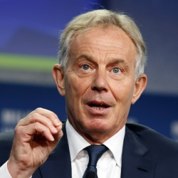 Why I protested Tony Blair's commencement speech at Colby