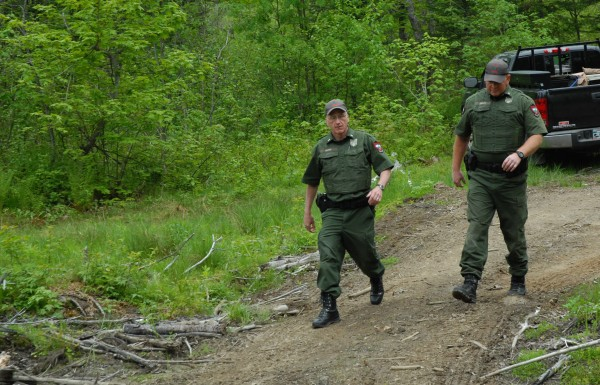 More than 40 law enforcement officials from multiple state agencies are involved in the ongoing manhunt for Jesse Marquis.