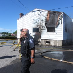 Sprinkler system saves Rockland hotel from major fire damage