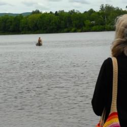 Couple tackle 740-mile canoe trail