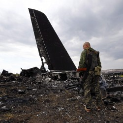 Ukraine rebels speak of heavy losses in battle against government troops