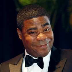 Comic Tracy Morgan improving after New Jersey crash, out of critical condition