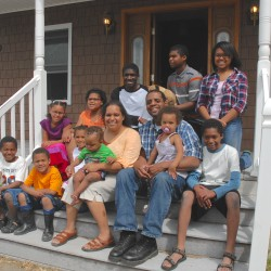 Madawaska family celebrates home ownership through USDA program