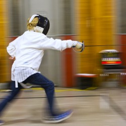 Instruction in sport of fencing to begin in September in D-F